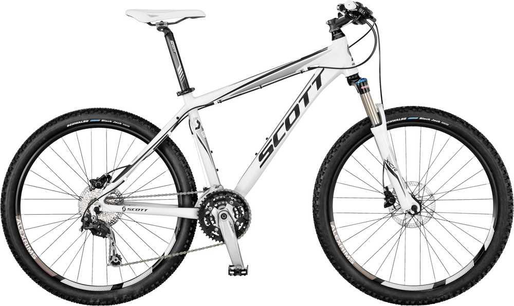 Велосипед SCOTT Aspect 20 белый (Горный)